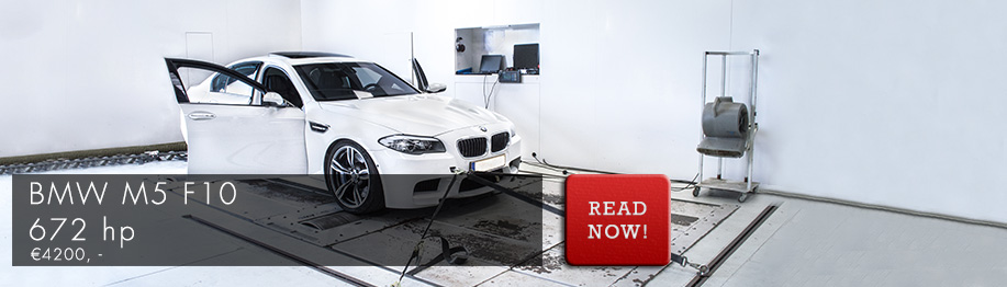 BMW M5 F10 Tunen