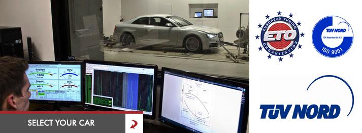 Chiptuning ZIPtuning Audi