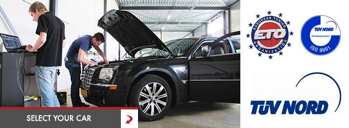 Chiptuning ZIPtuning Chrysler