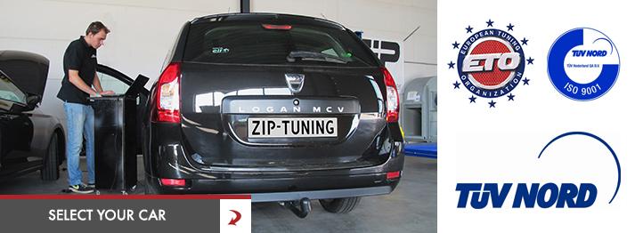Chiptuning ZIPtuning Dacia