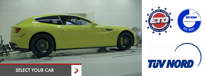 Chiptuning ZIPtuning Ferrari