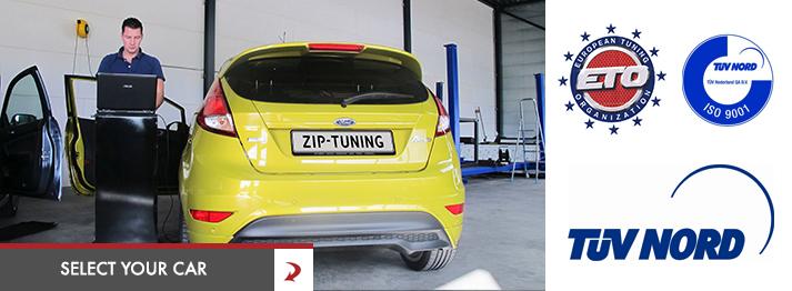 Chiptuning ZIPtuning Ford