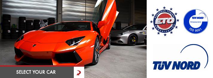 Chiptuning ZIPtuning Lamborghini
