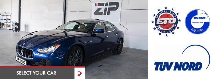 Chiptuning ZIPtuning Maserati
