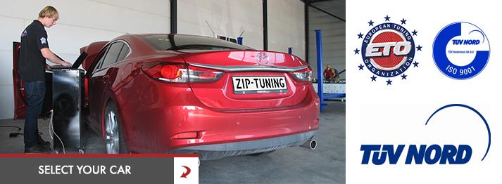 Chiptuning ZIPtuning Mazda