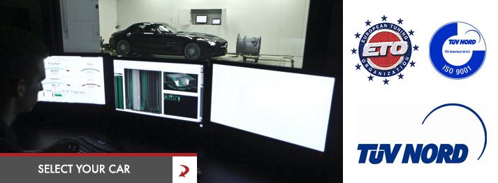Chiptuning ZIPtuning Mercedes Benz