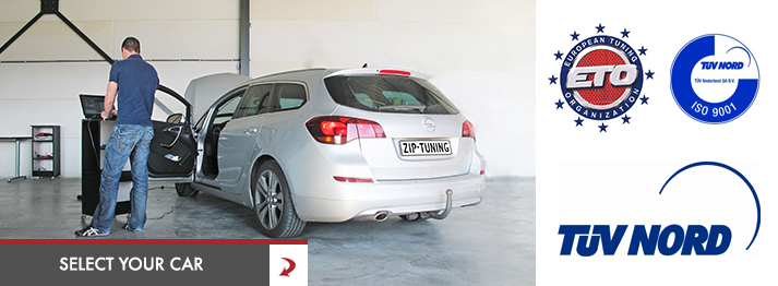 Chiptuning ZIPtuning Opel