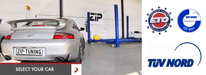 Chiptuning ZIPtuning Porsche