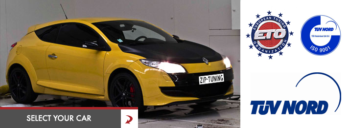 Chiptuning ZIPtuning Renault