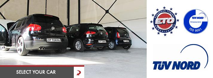 Chiptuning ZIPtuning Volkswagen