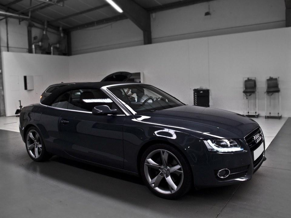 chiptuning audi a5 cabrio 3 0 tdi 204 ps 8f7 2011. Black Bedroom Furniture Sets. Home Design Ideas