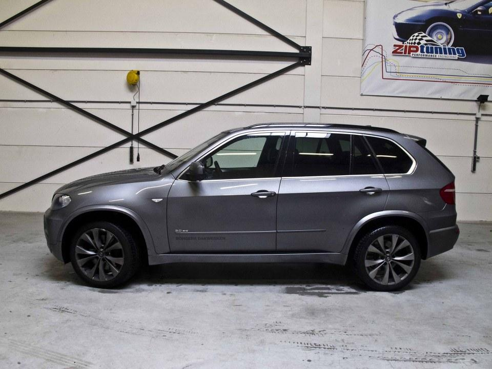 Chiptuning Bmw X5 4 4t M 555 Ps E70 2007 2010