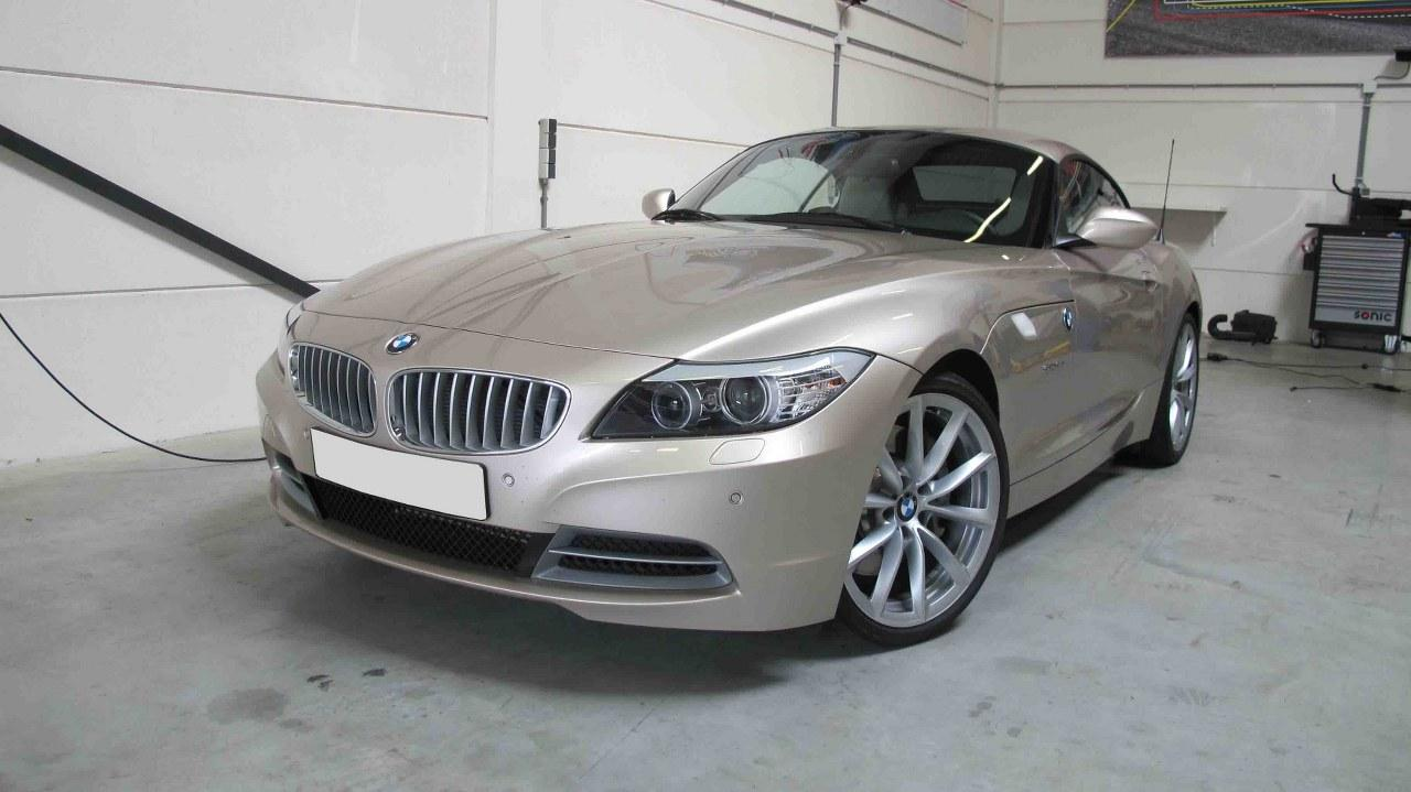 Chiptuning Bmw Z4 35i N55 Twinscroll 306 Ps E89 2009