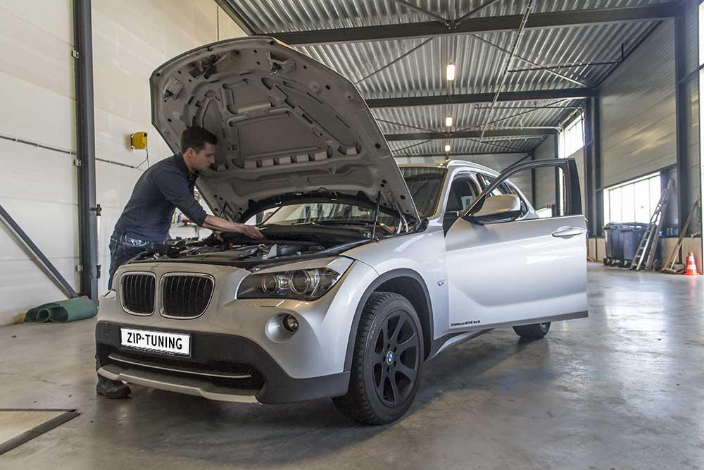 Chiptuning Bmw X1 X20d 190 Ps F48 10 2015