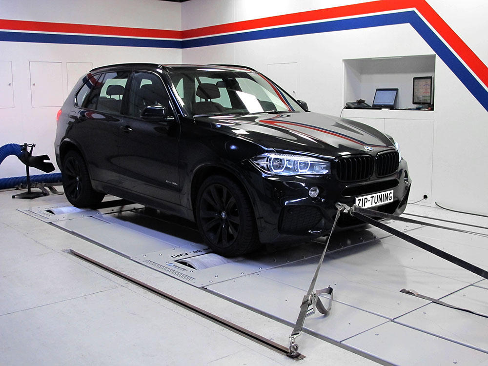 Chiptuning Bmw X5 Xdrive 50i 450 Ps F15 11 2013