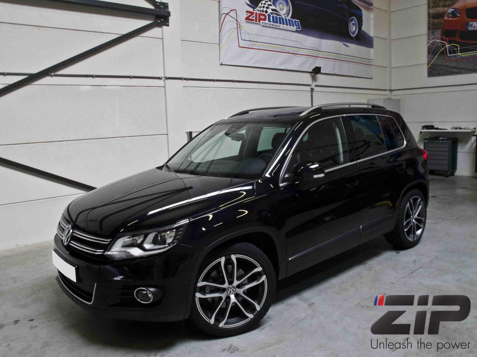 chiptuning volkswagen tiguan 1 4 tsi ctha 150 ps 2011 2015. Black Bedroom Furniture Sets. Home Design Ideas