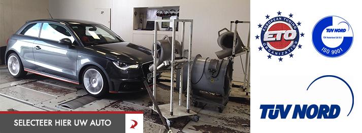 Chiptuning ZIPtuning Audi A1