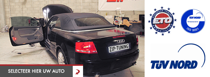 Chiptuning ZIPtuning Audi A4 Cabrio