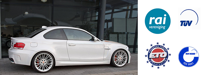 BMW 1M Chiptuning series