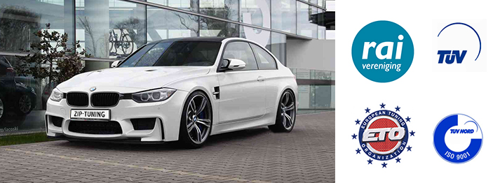 BMW M4 series Chiptuning
