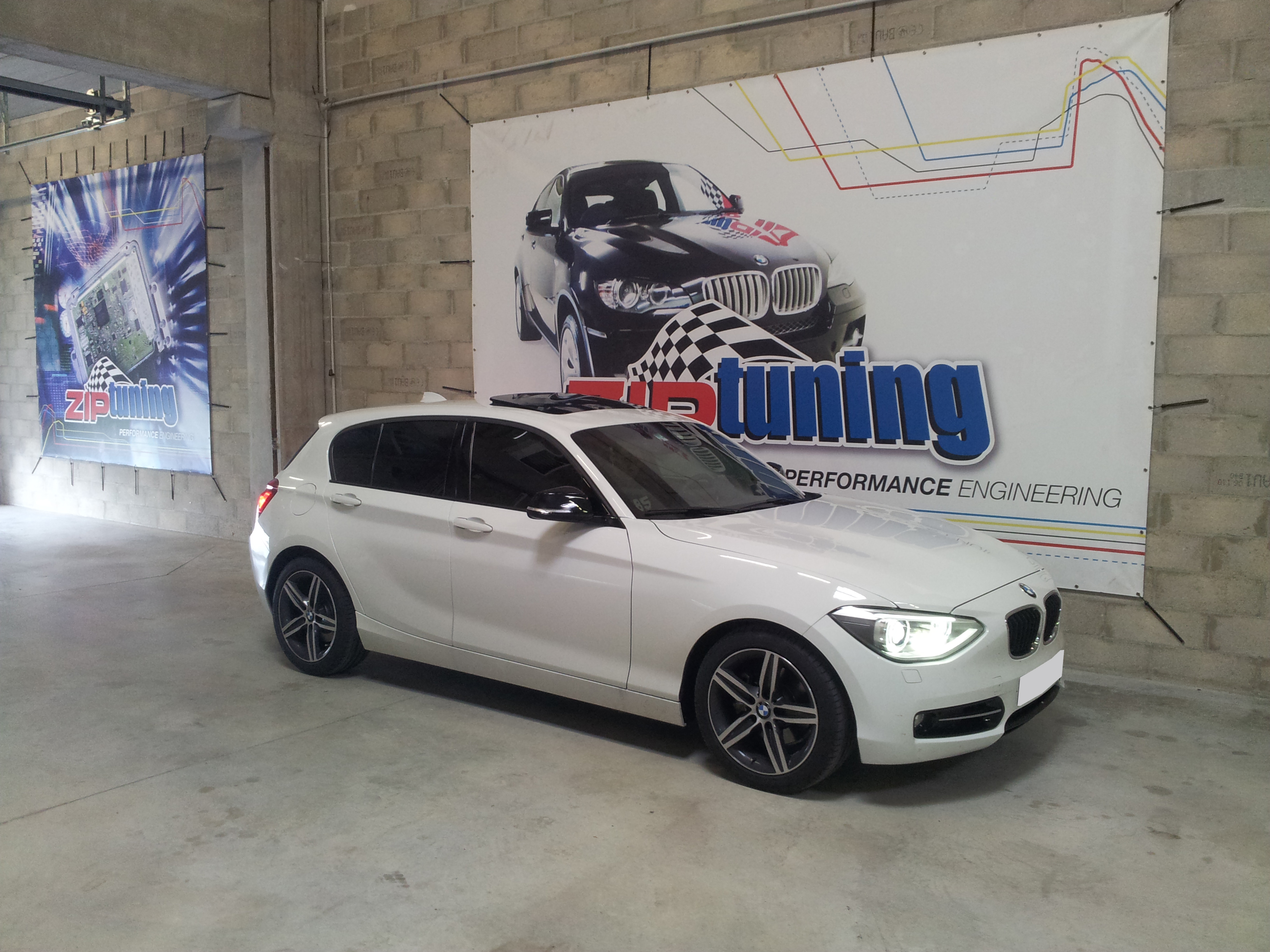Chiptuning Bmw 1 Series 116i 2 0 122 Ps E87 2004 2007